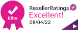 Resellerratings seal